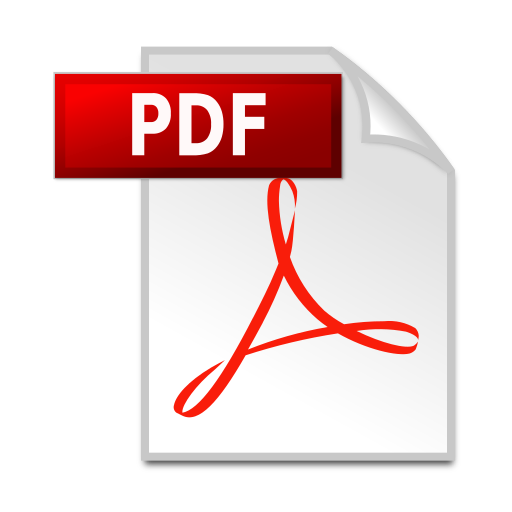 file type pdf icon 130274